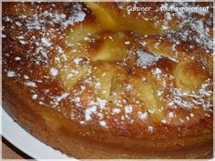 Coulant aux Pommes Apple Desserts, Apple Recipes, Sweet Recipes, Baking Recipes, Delicious Desserts, Dessert Recipes, Mousse Au Chocolat Torte, Thermomix Desserts, My Best Recipe
