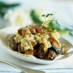 Le risotto au foie grasUne recette de risotto avec une touche festive !Lire la recette du risotto au foie gras