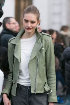 From Paris Fashion Week!