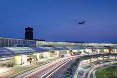 BWI ~Baltimore/Washington International Thurgood Marshall Airport~ Washington DC/Baltimore, MD