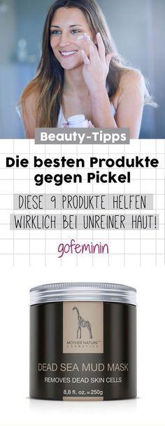 Bye-bye Pickel: 9 geniale Produkte, die wirklich gegen Pickel, Mitesser und Co. helfen!