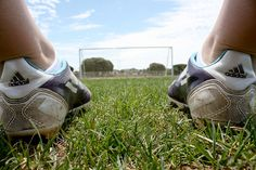 soccer! The best part about this picture is those are my cleats!!!!!!<<< thats cool