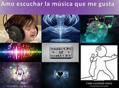 Música, escuchar música, music, listen music La música transforma estados de ánimo, acompaña en momentos de la vida y queda formando parte de nuestros recuerdos, nos ayuda a desconectarnos, transporta