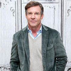 Hot: Dennis Quaid Says His Twins Are 'Perfectly Normal' and the 'Head of Their Class' Following 2007 Hospital Overdose