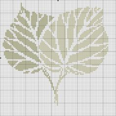 leafs monochromes