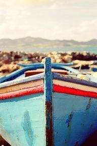 Fishing boat #nautical