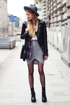 30 Ways to Make Gray Your Closet's NewBlack | StyleCaster