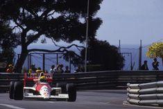 Ayrton Senna McLaren - Honda Monaco 1990