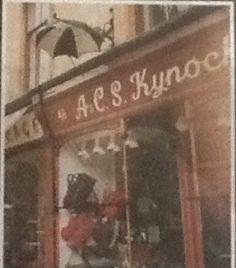 Kynochs shop Lower Bridge Street