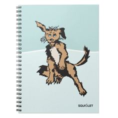 Cute Dog With Blue Puppy Eyes Notebook - Dimensions: x 80 black & white lined pages. Fluffy Puppies, Cute Puppies, Cute Dogs, Dog Lover Gifts, Dog Gifts, Dog Lovers, Cute Little Dogs, Fluffy Coat, Lined Page