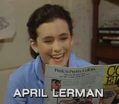 April Lerman (Kate in Annie movie) also starred in Charles in Charge