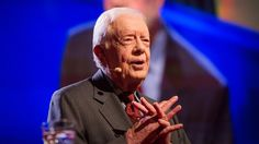 Jimmy Carter: Why I believe the mistreatment of women is the number one human rights abuse | TED Talk | TED.com