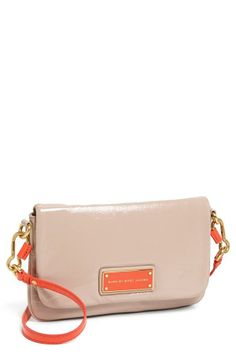 Love it. Convertible crossbody clutch | Marc by Marc Jacobs.