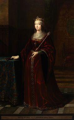 Queens Regnant: Isabella I of Castile