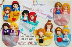 Pocket princesas