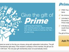 Amazon Prime members spend $1,500 per year compared to $625 for nonmembers.