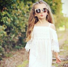 New Arrival Cute Kids Girls Lace Dress Puff Sleeve Sundress Halter Embroider Ruffles Party Dress Children Fashion Dress Girls Lace Dress, Baby Girl Dresses, Tulle Dress, Boho Dress, Lace Dresses, Dress Lace, Casual Dresses, Strapless Dress, Vestidos Vintage