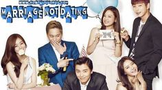 Sinopsis marriage not dating