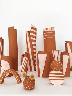 Ceramics - Meeting Point Wrap Vessel