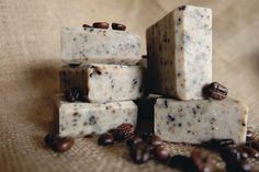 Handmade Coffe soap
