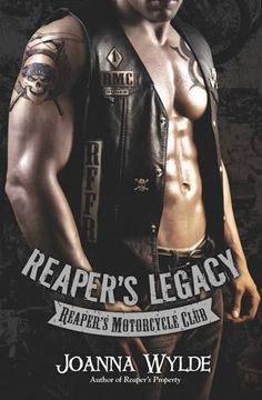 REAPER'S PROPERTY - SERIE REAPERS MC 1 - JOANNA WYLDE