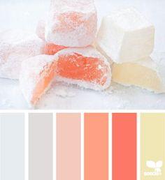 Palette potpourri | design seeds | Bloglovin