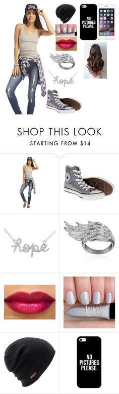 """""""Seeing Rilee Again: Laila"""" by kiara-fleming ❤ liked on Polyvore featuring Wet Seal, Converse, Sydney Evan, AS29, Coal and Casetify"""