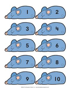 Mouse Math - The Mailbox
