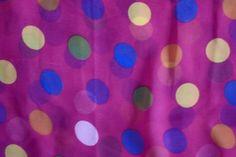 GEORGETTE PRINTED fabric for Kurti, Saree, Salwar, Dupatta (per meter price) GF018