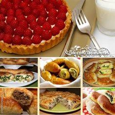 Начинка для пирога (идеи)