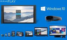 http://over.tc/windows-10-hizmetler-anlasmasiyla-beraber-korsan-oyun-devri-sona-eriyor/4825   Microsoft ailesinin en yeni üyesi olarak ön izleme sürümüne ilk olarak 1 Ekim 2014'te sahip oldugumuz ve 29 Temmuz 2015 tarihinde de resmi olarak çikisini gerçeklestiren Windows 10 kanadindan sevindiren detaylar gün yüzüne çikmaya devam ediyor  Diger Microsoft ürünlerini kullanan kullanicilarin sikayetlerini dikkate alarak gelistiren sirket, bunun yani sira lisansi o