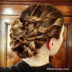 cool wedding hairstyle idea - 99 Hairstyles Ideas