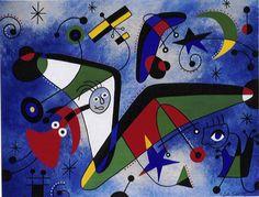 """il 20 aprile 1893 nasceva a Barcellona Joan Mirò, genio e radicale sostenitore del Surrealismo.  Il suo amore per questa corrente artistica nasce a Parigi negli anni '20 grazie alla collaborazione con Picasso e il circolo Dada e diventa la sua unica filosofia di vita e forma espressiva.  Mirò diventa uno dei più radicali teorici del Surrealismo esprimendo il suo disprezzo per la pittura convenzionale e il desiderio di """"ucciderla"""" ed """"assassinarla"""" per giungere a nuovi mezzi di espressione."""