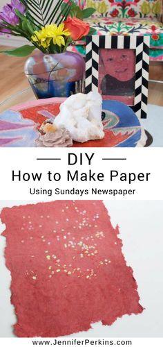 How to Make Paper us
