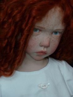 Real Kid Dolls: The Most Realistic (and Creepy) Dolls We've Ever Seen Reborn Toddler Dolls, Newborn Baby Dolls, Child Doll, Reborn Dolls, Reborn Babies, Real Looking Baby Dolls, Realistic Baby Dolls, Lifelike Dolls, Polymer Clay Dolls