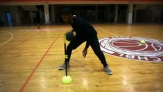 Basketball Discover AKA Basketball Trainer Simple Moves Improve Basketball Handling Skills and Dribble Skills with Multiple Dribble Combo Moves Basketball Training Basketball Drills For Kids, Basketball Training Equipment, Basketball Room, Basketball Motivation, Basketball Videos, Basketball Workouts, Basketball Shooting, Basketball Players, Dribbling Drills Basketball