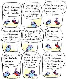 Varpu linnun parisuhdemasennus