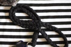 avainkaulanauha trikoosta Handicraft, Sewing, Bracelets, Leather, Jewelry, Diy Ideas, Life, Craft, Dressmaking