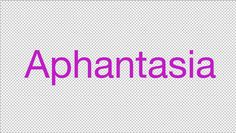 What is Aphantasia - Psych Yogi's Short Explanations