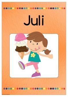 Art For Kids, Crafts For Kids, English Posters, Kindergarten Portfolio, Seasons Activities, Weather Seasons, Learn English, English Time, Four Seasons