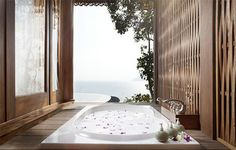 Santhiya Koh Yao Yai Resort & Spa Pool villa Bathtub