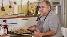 Seriál Ulice: Lumír Nykl si pečení speciálních koláčů užívá
