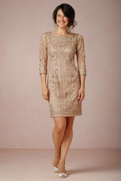 TAUPE Matisse Dress | BHLDN