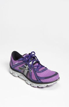 Brooks 'PureFlow' Running Shoe (Women). Best shoe ever, and in my favorite color!