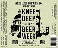 Knee Deep Brewing / Track 7 Brewing - Knee Deep In Beer Week