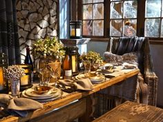 Dining | Tablescape