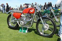 1966 Matchless G85CS Scrambler