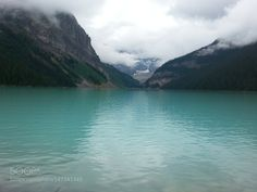 "Lake Louise in Banff Canada Go to http://iBoatCity.com and use code PINTEREST for free shipping on your first order! (Lower 48 USA Only). Sign up for our email newsletter to get your free guide: ""Boat Buyer's Guide for Beginners."""