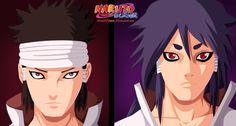 Naruto 670 - Indra And Ashura by KhalilXPirates