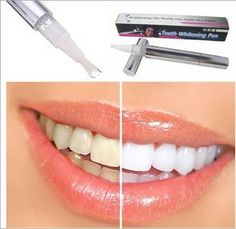 Hot Bleach Stain White Teeth Whitening Pen Tooth Gel Whitener Dental Product Strips Pencil Whitener Remover Dentist Tooth Care #Affiliate http://getfreecharcoaltoothpaste.tumblr.com